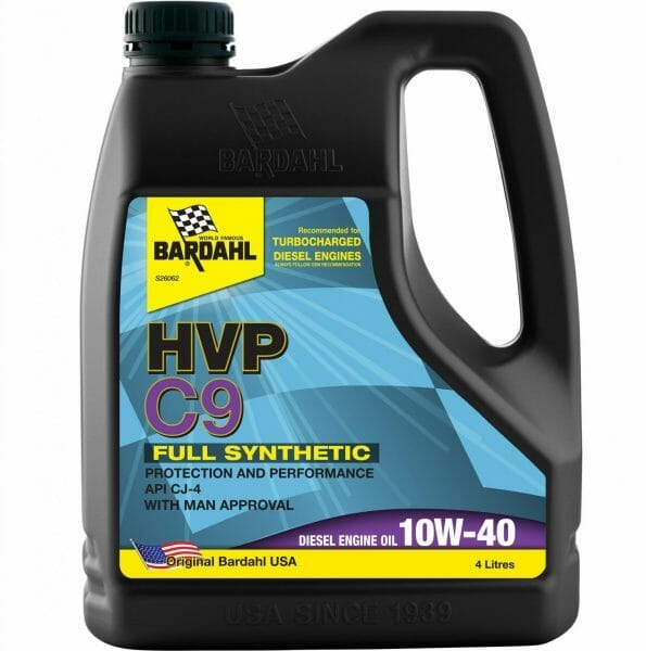 HVP-C9-10W40-CJ-4